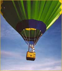 Nuevo Vallarta Hot Air Balloon Adventure