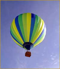 Nuevo Vallarta Hot Air Ballooning