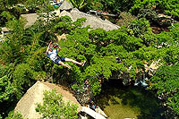 Nuevo Vallarta Canopy Tour. El Eden & Canopy Tour El Eden - Nuevo Vallarta